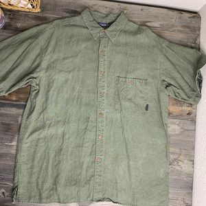 Patagonia Hemp Mens Short Sleeve